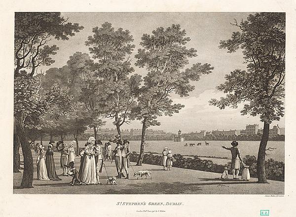 James Malton – St. Stephens Green v Dubline