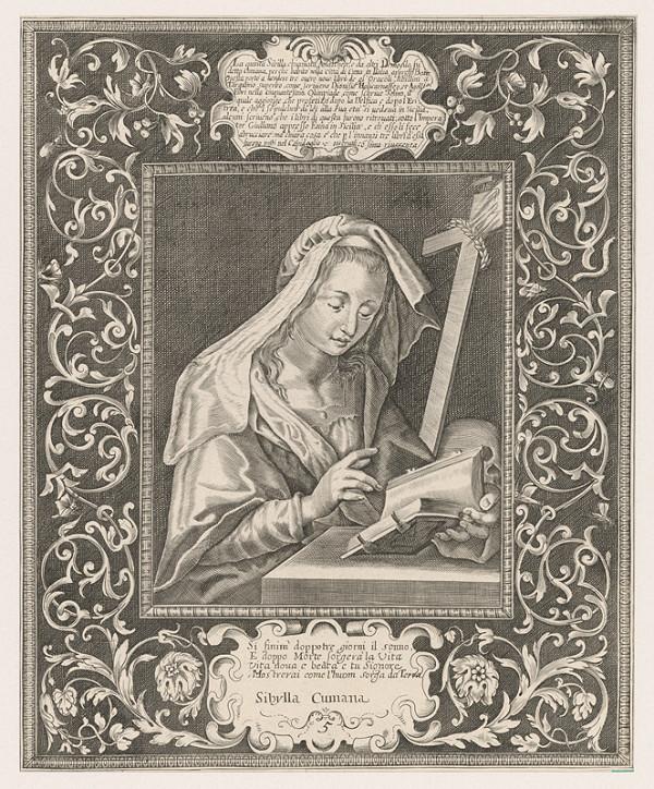 Giovanni Temini – Sibylla Kúmska