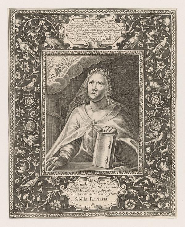 Giovanni Temini – Sibylla Perzská