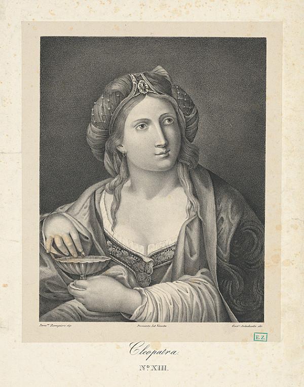 Domenico Zampieri, Gaetano Antodicola – Kleopatra