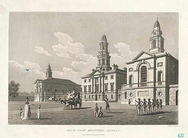 James Malton – Nemocnica Blue-Coat v Dubline