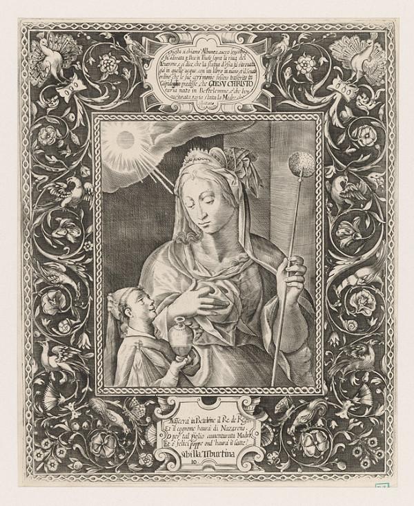 Giovanni Temini – Sibylla Tiburtinská