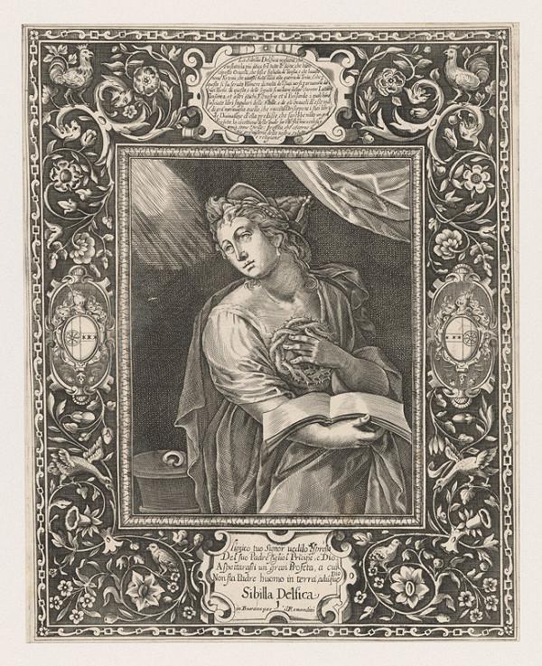Giovanni Temini – Sibylla Delfská