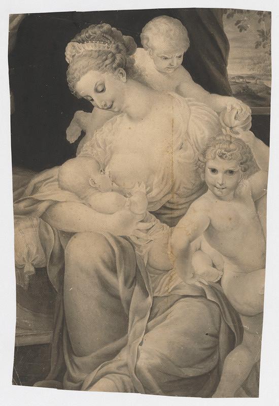 Stredoeurópsky maliar z 18. storočia – Materstvo
