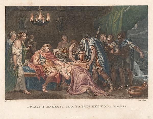 Gavin Hamilton, Pietro Vedovato – Priamos a Hector
