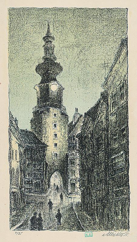 Rudolf Altrichter – Michalská brána