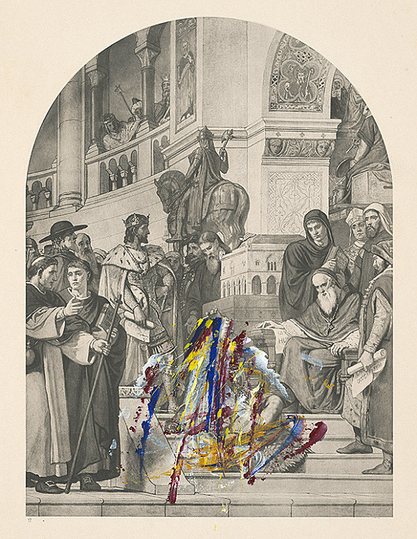 Rudolf Fila, Károly Lotz – Ösi erény