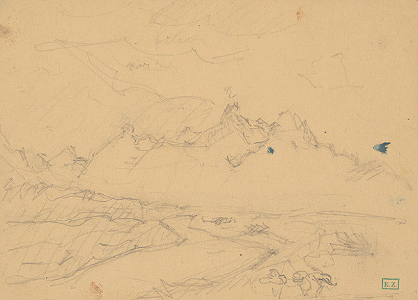 Ágnes Alexander - Krajina s vysokou oblohou