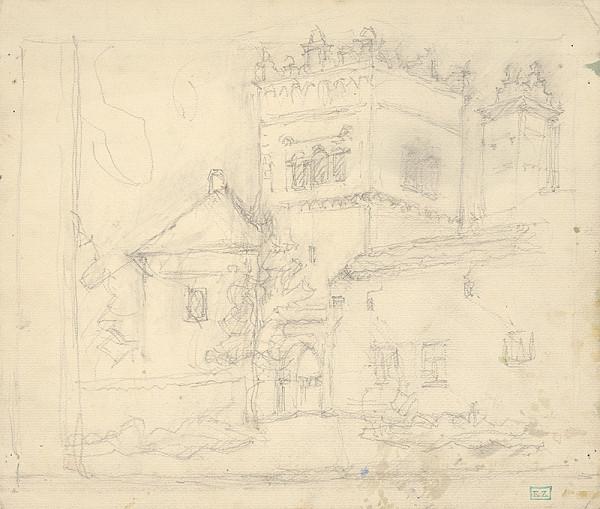 Ágnes Alexander - Renesančná zvonica v Kežmarku