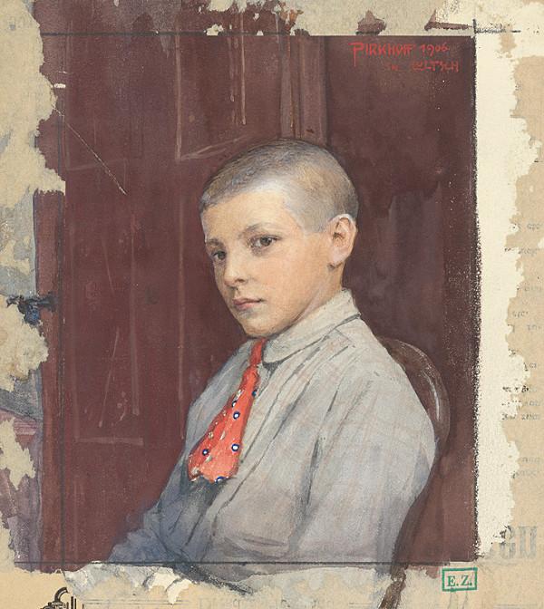 Pirkhoff – Portrét chlapca