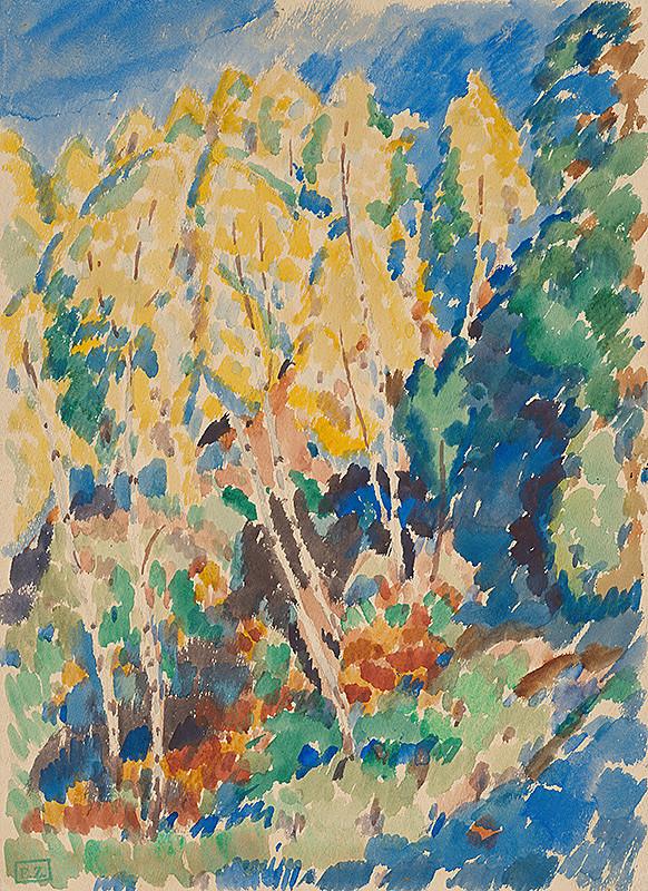 Karel Boháček – Stromy