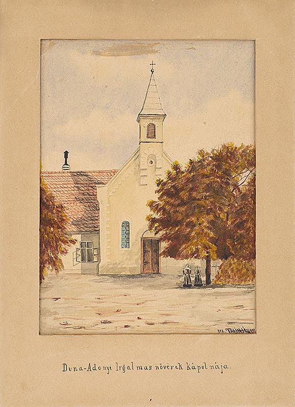 Ján Thain – Kaplnka milosrdných sestier v Dunaabonyi