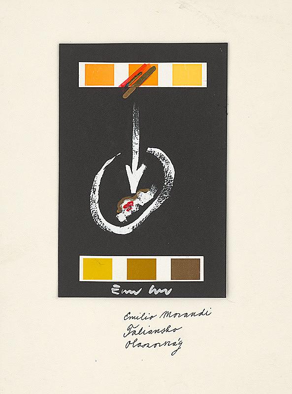 Emilio Morandi – Kompozícia