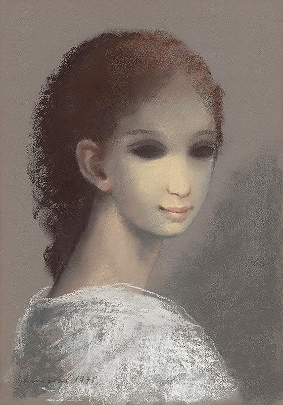 Edita Spannerová - Dievča