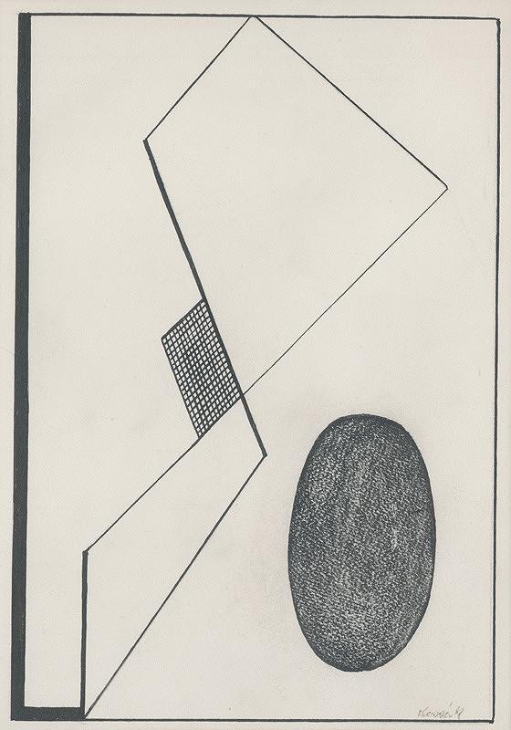 Lajos Kassák – Bez názvu