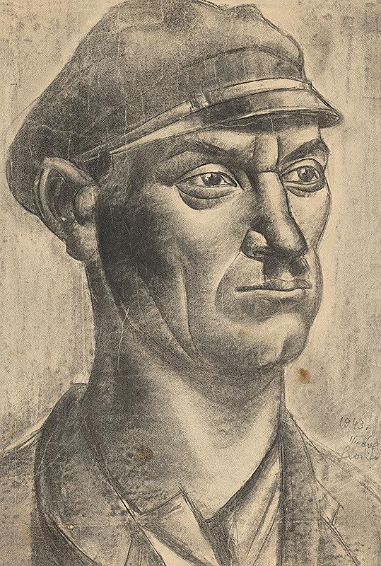 Lajos Luzsicza – Portrét robotníka
