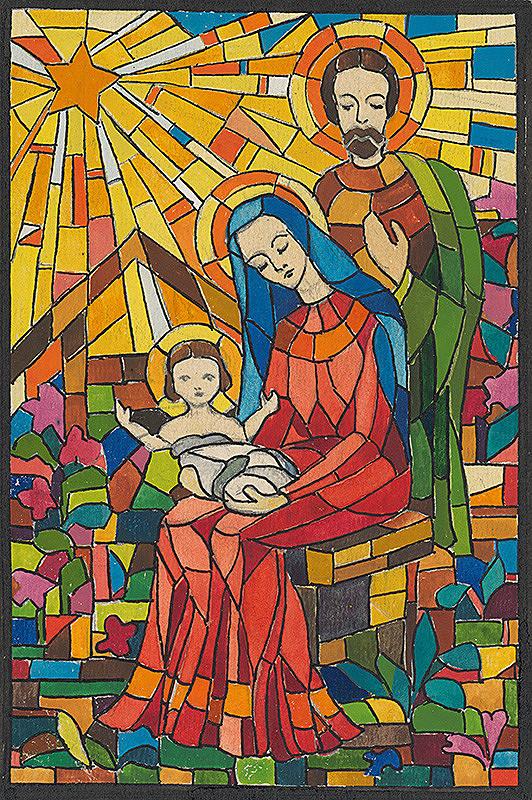Viola Thainová – Svätá rodina