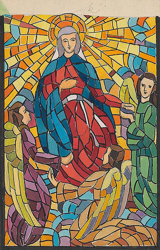 Viola Thainová - Nanebovstúpenie Panny Márie