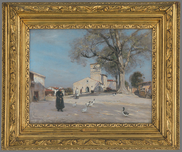 Rudolf Ribarz - Bretónska krajina