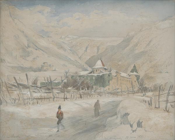 Jan Novopacký – Tirolská krajina