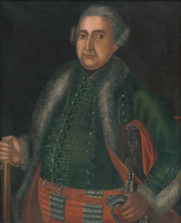 Ján Gottlieb Kramer - Barón Ján Splényi