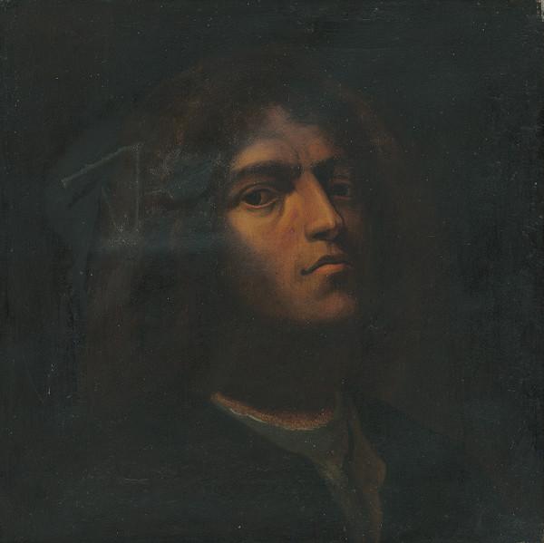 Neznámy maliar, Giorgione - Autoportrét - kópia