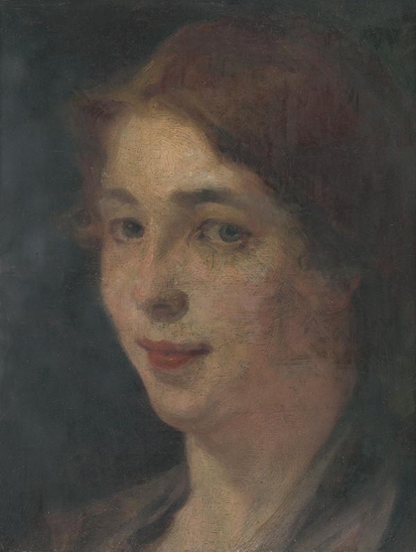 Ľudovít Pitthordt - Portrét dcéry