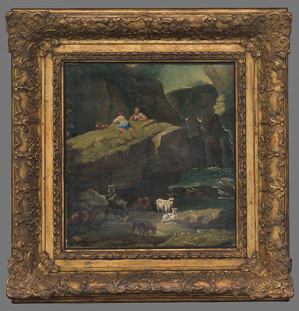 Neznámy maliar – Chlapci pasúci kozy