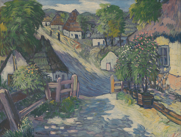 Anton Jasusch - Dedina