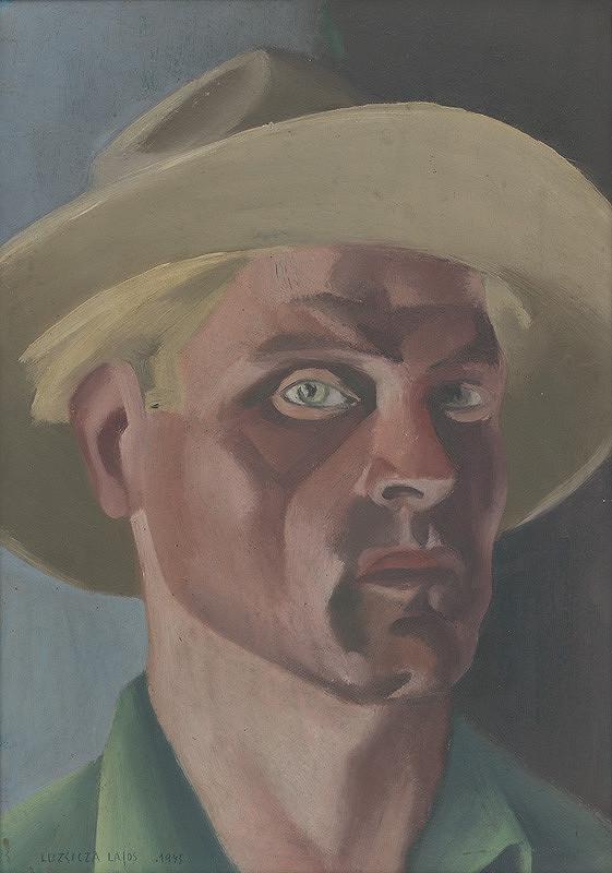 Lajos Luzsicza – Autoportrét