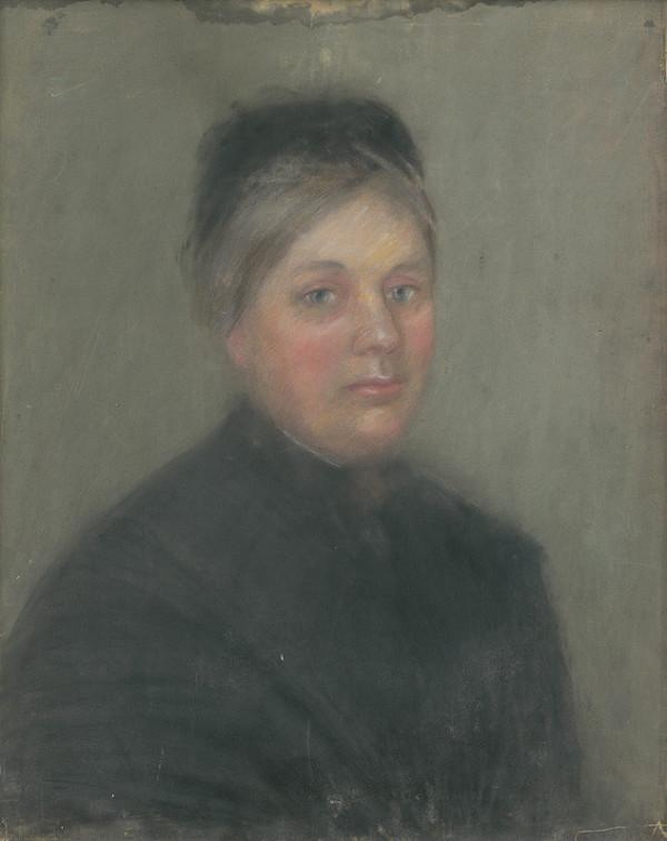 Stredoeurópsky majster - Portrét ženy