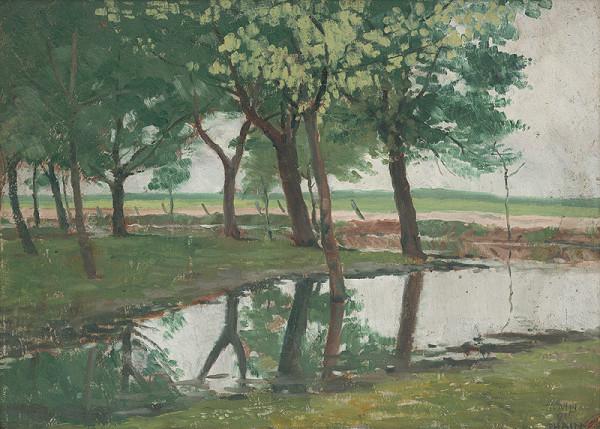 Ján Thain - Na kraji lesa