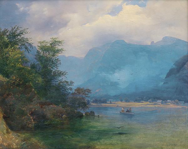 Joseph Holzer – Alpská krajina
