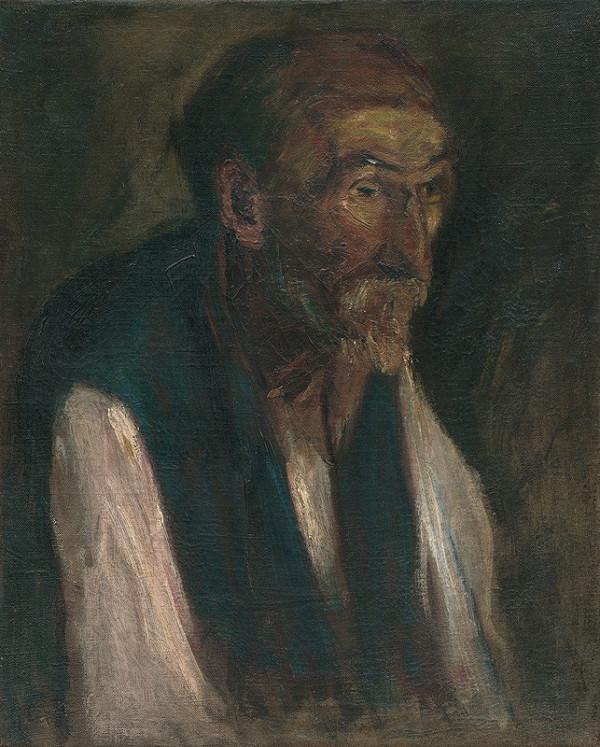 Gejza Kukán – Starec