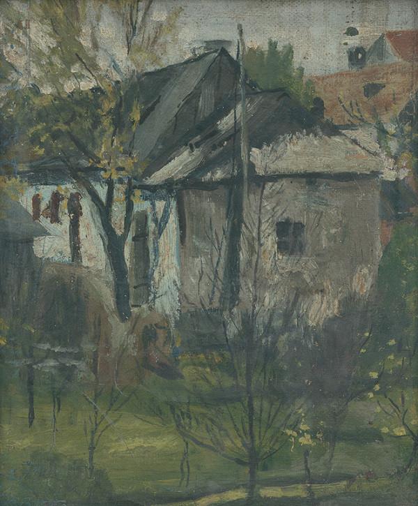 Ján Thain - Domček