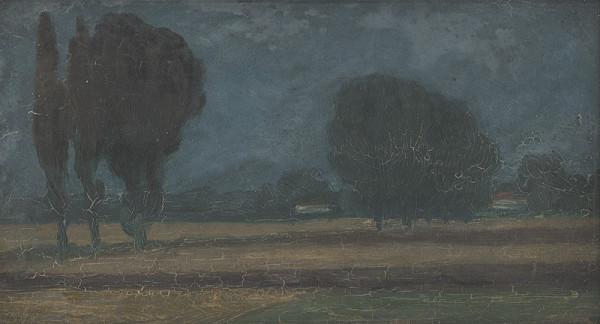 Ján Thain - Podvečer