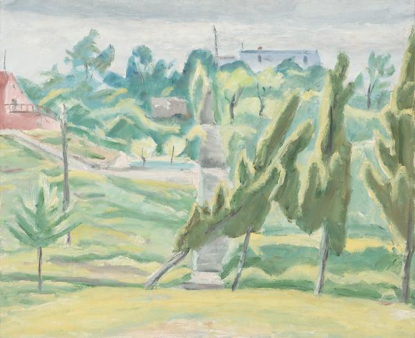 Ernest Zmeták – Umelcova záhrada