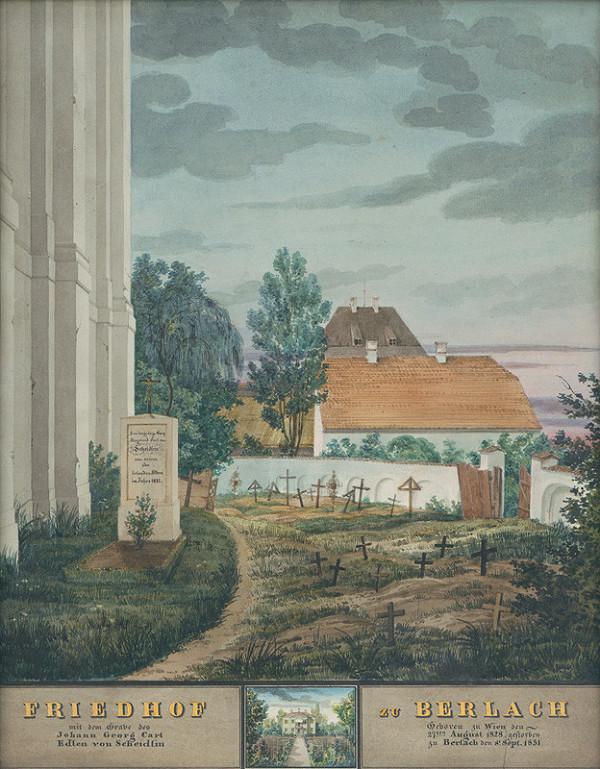Johann Scheidlin – Cintorín