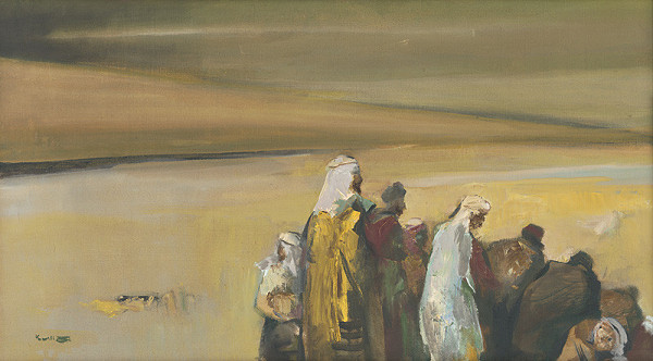 František Kudláč – Arabskí utečenci