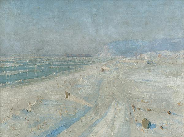 Vincent Bánsághi – Zimná krajina