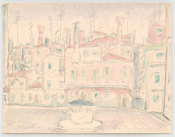Ernest Zmeták – Benátky