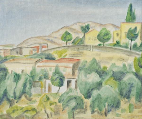 Ernest Zmeták - Motív z Taorminy
