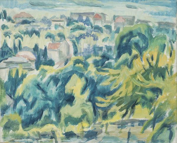 Ernest Zmeták – Pohľad z ateliéru