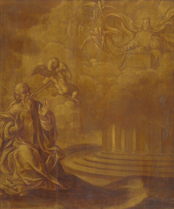 Stredoeurópsky maliar z 2. polovice 18. storočia - Alegória mlčanlivosti
