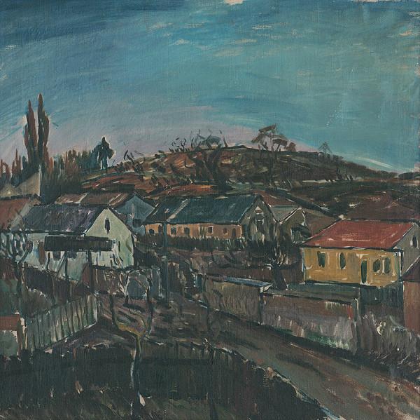 František Foltýn - Moravská krajina
