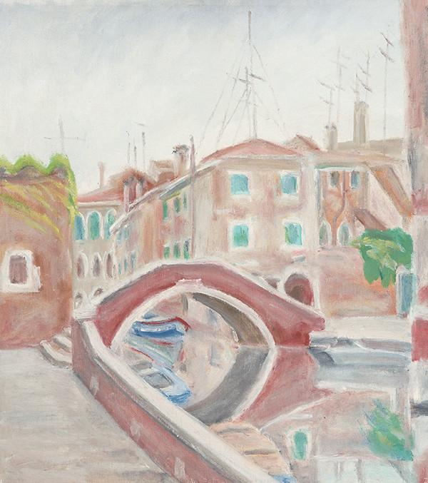 Ernest Zmeták - Benátky