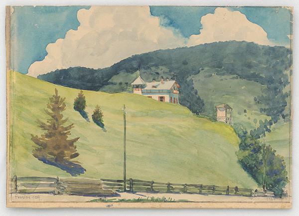 Ján Thain – Vila v horách