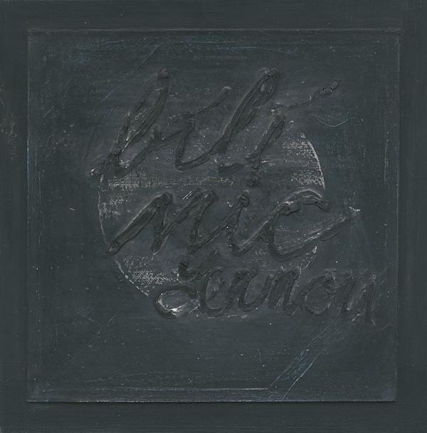 Dalibor Chatrný – Bílé nic černou