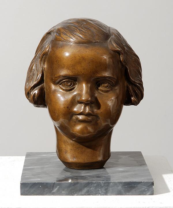 Andrej Kováčik – Portrét umelcovej dcéry