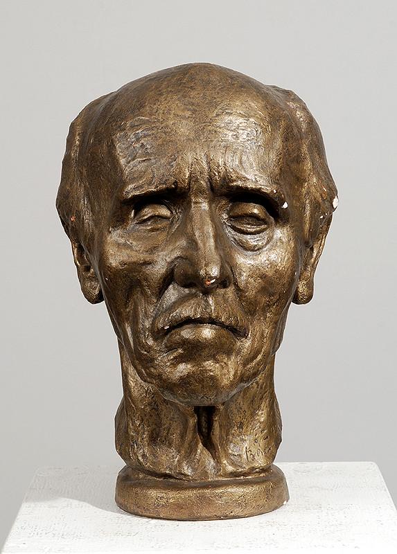 Pavol Bán - Portrét Dr. Juraja Jánošku